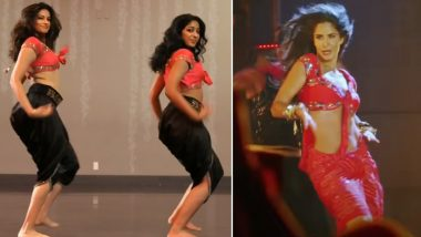 Never Have I Ever's Maitreyi Ramakrishnan and Richa Moorjani Groove to Katrina Kaif's 'Sheila Ki Jawani' (Watch Video)