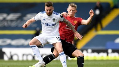 Manchester United vs Leeds United, Premier League 2021-22 Free Live Streaming Online & Match Time in India: How To Watch EPL Match Live Telecast on TV & Football Score Updates in IST?