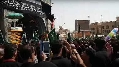 Muharram 2021 in Iraq: From Date to Ashura Significance for Shia Muslims, Know Everything About the First Islamic Month