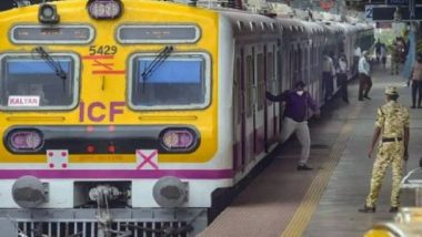 Mumbai Local Train Passes to be Issued From Today as Fully Vaccinated People Can Commute From August 15; Are You Eligible? Know How to Get Your Pass Made