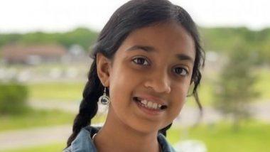 Natasha Peri, 11-Year-Old Indian-American schoolgirl, Named in Johns Hopkins' World's 'Brightest' Students List