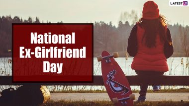 National Ex-Girlfriend Day 2021 Funny Memes Take Over Twitter! Netizens Share Wishes, Messages and Greetings for Their Ex-GFs, Because Why Not