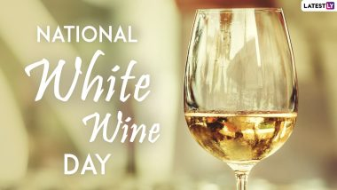 National White Wine Day 2021: Funny Memes, Quotes, HD Images, Wallpapers and Greetings Flow on Twitter To Celebrate This Day