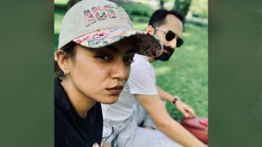 On Fahadh Faasil's 39th Birthday, Wife Nazriya Nazim Wishes Her Man With a Sweet Post!
