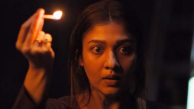 Netrikann Twitter Review: Nayanthara as a Blind Woman Gets a Thumbs Up But the Film Offers Nothing New, Feel Netizens
