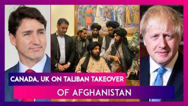 Amrullah Saleh Says He Is Legitimate Caretaker President, Canada, UK Release Statement On Taliban Takeover Of Afghanistan
