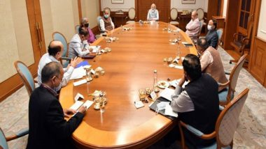 Union Cabinet Led by PM Narendra Modi to Meet at 11 AM Today to Discuss MSP on Farm Produce Amid Farmers' Protest