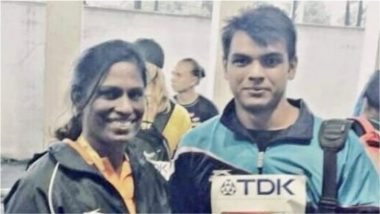 PT Usha Thanks Neeraj Chopra, Tokyo Olympics 2020 Gold Medal Winning Athlete for Fulfilling Her 'Unfinished Dream'