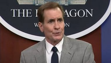 US Still 'In Charge of Kabul Airport', Troops Began Retrograding, Says Pentagon Press Secretary John Kirby