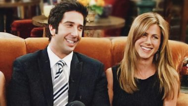 Jennifer Aniston Addresses Dating Rumours With David Schwimmer As 'Bizarre'