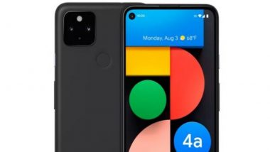 Google Launches Pixel 5A 5G with 4680mAh Battery, IP67 Screen