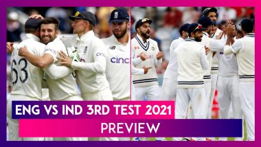 ENG vs IND 3rd Test 2021 Preview & Playing XI: Confident India Eye 2–0 Series Lead in Headingley
