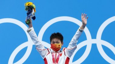 Tokyo Olympics 2020 Diving: China's QUAN Hongchan and CHEN Yuxi Wins Gold and Silver in Women's 10m Platform