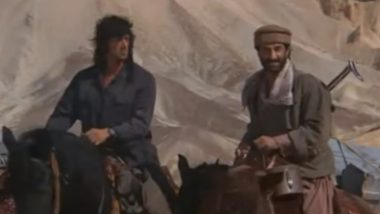 Rambo III: Afghanistan Scenes From Sylvester Stallone's 1988 Film Are Going Viral on Social Media After Taliban Crisis