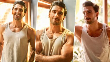 Ranveer Singh Spreads Rays Of Sunshine And Hope On Your Timelines With These Adorable Pictures
