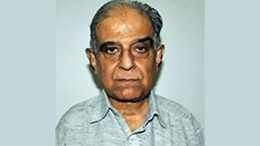 Rashid Irani, Renowned Film Critic, Passed Away at 74