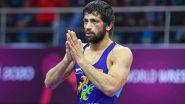 Ravi Kumar Dahiya Settles for Silver Medal in Men's Freestyle 57kg Wrestling: Here's How Netizens Reacted to Indian Wrestler's Performance at Tokyo Olympics 2020