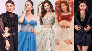 Rubina Dilaik Birthday Special: Bigg Boss 14 Winner Is a Fashion Enthusiast Who's Chic and Trendy All Day (View Pics)