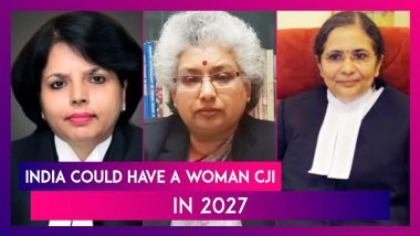 Collegium Notifies 9 Names For Elevation To Supreme Court, India Could Have A Woman CJI In 2027