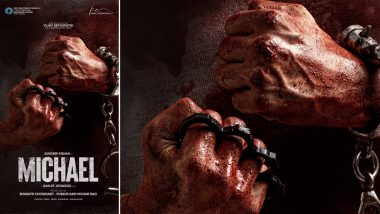 Michael: Vijay Sethupathi and Sundeep Kishan Team Up for a Project; Check Out the First Poster!