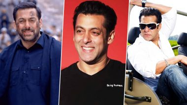 33 Years of Salman Khan Era: Fans Shower Love on the 'Bhaijaan' of Bollywood With Lovely Posts!