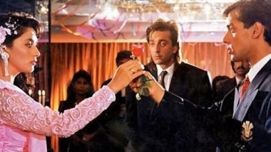 Saajan Completes 30 Years! Five Facts About The Salman Khan, Madhuri Dixit, Sanjay Dutt Movie You Must Know Of
