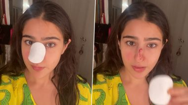 Sara Ali Khan Apologises To Her Parents And Ibrahim, Says 'Naak Kaat Di Maine' - Here's What Happened