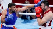 Parth Jindal & Other Netizens All Praise for Satish Kumar for Taking to the Boxing Ring Despite 7 Stitches for his Quarterfinal Match at Tokyo Olympics 2020