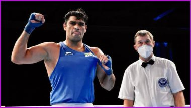 Satish Kumar Injury: Indian Boxer Gets Medical Clearance to Play, Set to Take on Bakhodir Jalolov in Men's Boxing Super Heavyweight Quarterfinal at Tokyo Olympics 2020