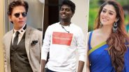 Shah Rukh Khan-Nayanthara-Atlee's Movie Announcement Teaser on August 15? - Reports