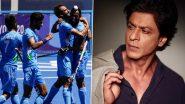 Shah Rukh Khan Congratulates Indian Men's Hockey Team for Winning Bronze Medal at Tokyo Olympics 2020!