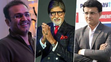 Kaun Banega Crorepati Season 13: Sourav Ganguly, Virender Sehwag to Grace Amitabh Bachchan's Quiz Show on August 27