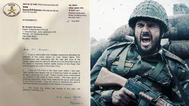 Shershaah: Sidharth Malhotra's War Film on Vikram Batra Gets Appreciation From Indian Army Chief General MM Naravane (View Post)