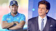 'Real' Coach Sjoerd Marijne Thanks 'Reel Ex-Coach' Shah Rukh Khan Who Congratulated Indian Hockey Team for Semis Berth Win at Tokyo Olympics 2020!