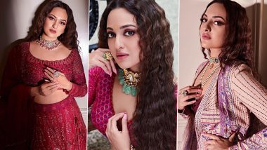 Sonakshi Sinha Looks Insanely Gorg in Ethnic Outfits As She Shares Pictures From Her Latest Magazine Shoot!