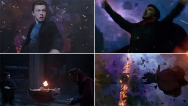 Spider-Man No Way Home: Tom Holland, Benedict Cumberbatch's Action-Filled Trailer Smashes 'Avengers: Endgame's All-Time Record