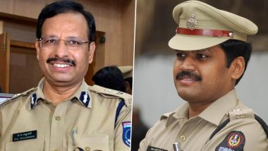 Stephen Raveendra Appointed as New Cyberabad Commissioner Replacing VC Sajjanar