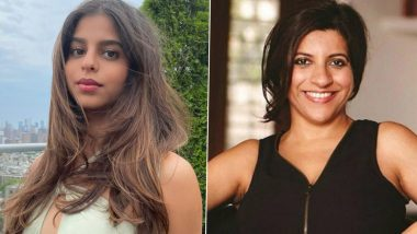 Shah Rukh Khan's Daughter Suhana Khan To Be Launched by Zoya Akhtar in the Archie Comics Adaptation – Reports