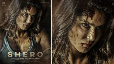 Shero: Sunny Leone's First Look From Her Tamil Thriller Is Badass and Fierce (View Poster)