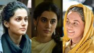 Taapsee Pannu Birthday Special: 8 Movie Dialogues by the Versatile Star That Are Hard-hitting and Powerful!