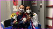 Tai Tzu-Ying, Olympic Silver Medalist, Reveals How PV Sindhu Encouraged her After the Badminton Singles Final at Tokyo 2020
