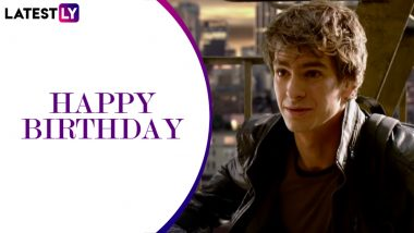 Andrew Garfield Birthday Special: Looking Back at 5 Best Scenes of the Actor When He Was the Amazing Spider-Man (Watch Videos)