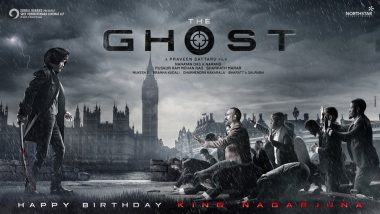 The Ghost: On Nagarjuna's 62nd Birthday, Makers Unveil Title and First Look Poster of the Superstar's Next!