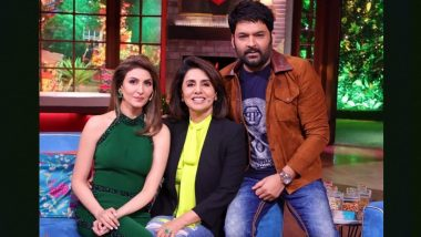 The Kapil Sharma Show: Neetu Kapoor and Daughter Riddhima Kapoor To Arrive As Guests on Kapil Sharma's Show