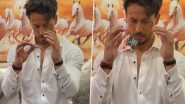 Tiger Shroff Is Now A Magician Too, This Video Is The Proof!