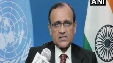 World News | India Desires to Have Peaceful Relations in Terror-free Atmosphere, Onus is on Pak to Create Such Environment: Tirumurti