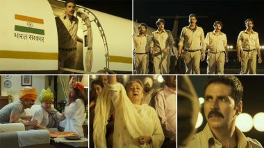 Bell Bottom Song Tum Aaogey: Akshay Kumar's Track Sung by Armaan Malik Gives Patriotic Vibes (Watch Video)