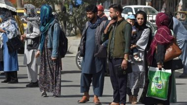 Afghanistan Crisis: 6,34,000 Afghans Internally Displaced by Conflicts in 2021, Says UN