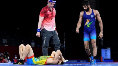 Five Facts about Ravi Kumar Dahiya and Who He Has Faced So Far at the Tokyo Olympics 2020