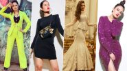 Yuvika Chaudhary Birthday Special: A Modest Fashionista Who's Experimental and Brings Her A-Game Always (View Pics)